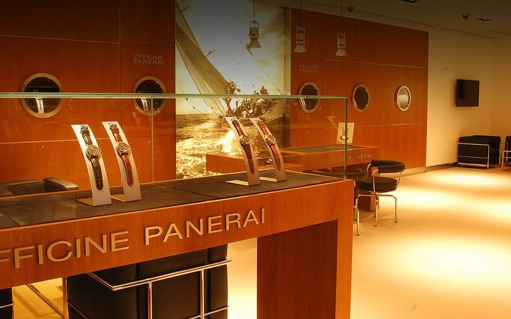 OFFICINE PANERAI BOUTIQUE IN RIYADH on www.presentwatch.com