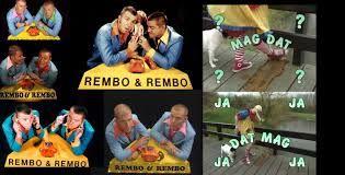 Afbeeldingsresultaat voor rembo en rembo