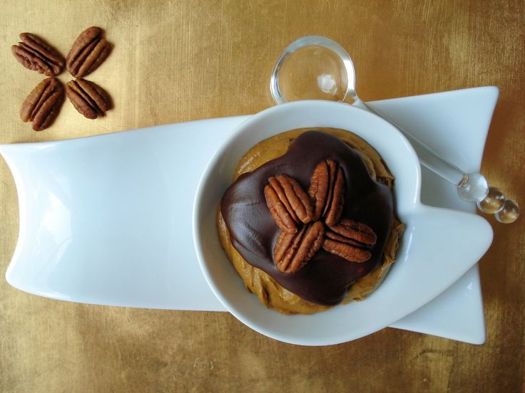 Luscious, Creamy, Decadent And Totally Guilt Free Chocolate Pudding ...