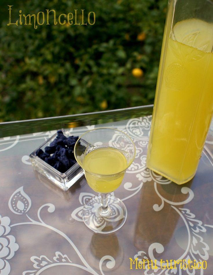 Di limoni, limoncino e limoncello...