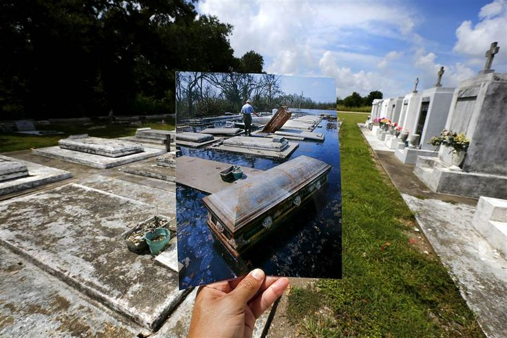 Then and Now: Photographer Revisits His Katrina Images - NBC News