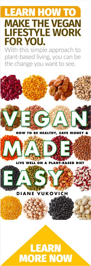 """Vegan Made Easy eBook [10 *[TRYPTOPHAN]* Foods Better than Turkey] 