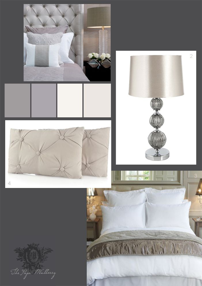 gorgeous Kelly Hoppen bedlinen on QVCuk.com! I adore the deep buttoned (tufted) faux silk cushions and fabulous high thread count bedlinen