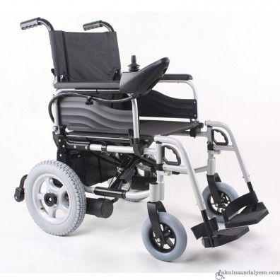 Ekonomik Akülü Tekerlekli Sandalye