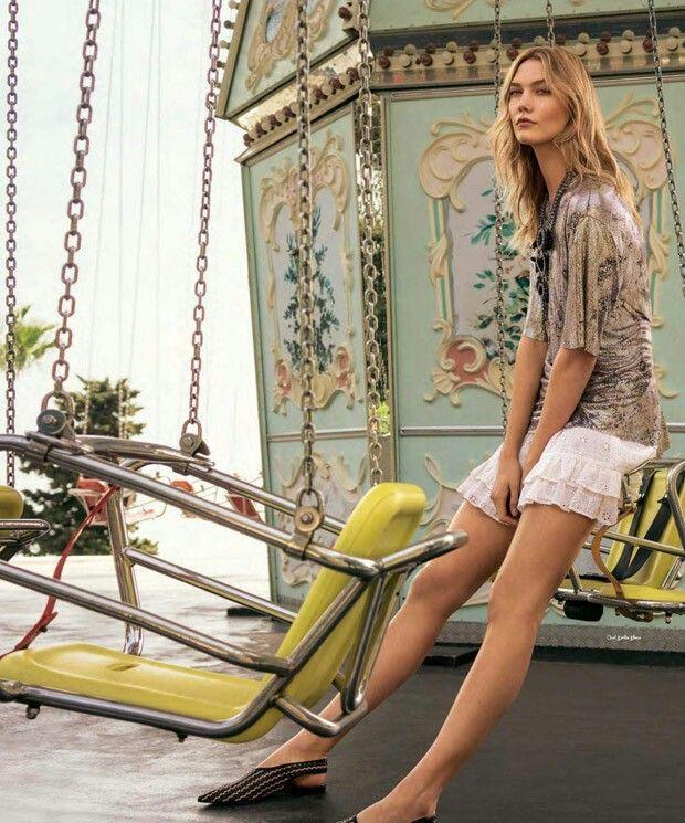 Karlie Kloss for S Moda by Raf Stahelin