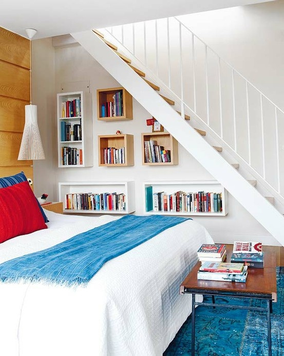 neat bookshelves, but how much weight can it actually hold?