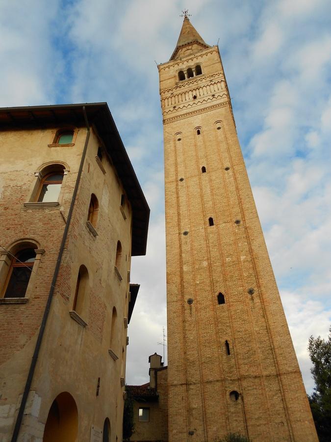 #campanile del #duomo - #Pordenone, province of Pordenone , FRIULI Venezia GIULIA region Italy