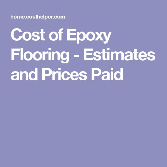 best 25+ epoxy flooring cost ideas on pinterest | epoxy garage