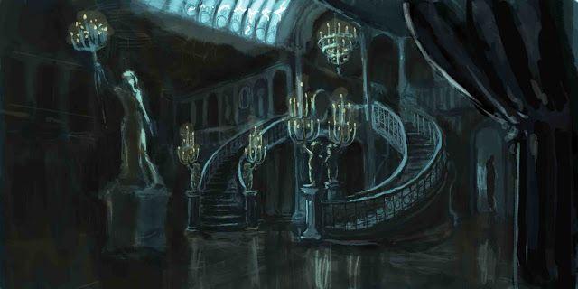 Haunted Mansion Foyer Wallpaper : Best haunted mansion images on pinterest disney