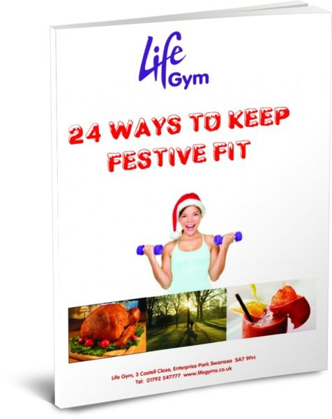 24 Ways to keep fit and in shape in the build up to Christmas.