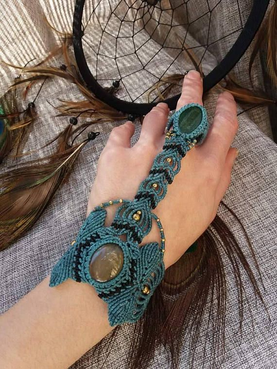 Hey, I found this really awesome Etsy listing at https://www.etsy.com/listing/574448751/macrame-slave-bracelet-with-golden