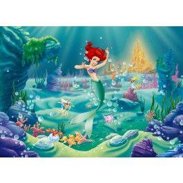 Poster XXL Ariel La Petite Sirène Princesse Disney