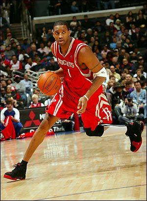 Tracy McGrady - Houston Rockets - NBA