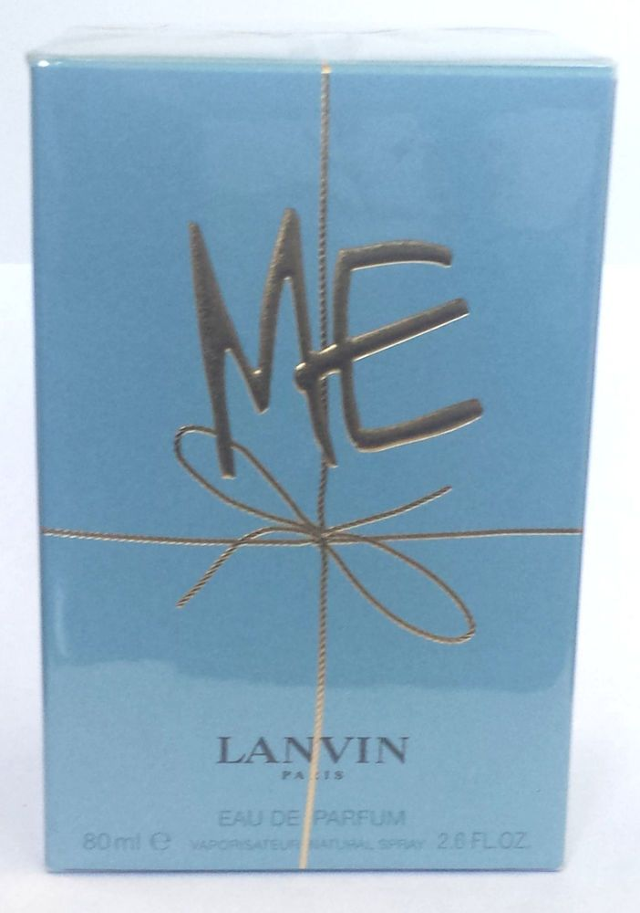 ME by Lanvin Eau De Parfum 80 ML / 2.6 Fl Oz - Perfume For Women