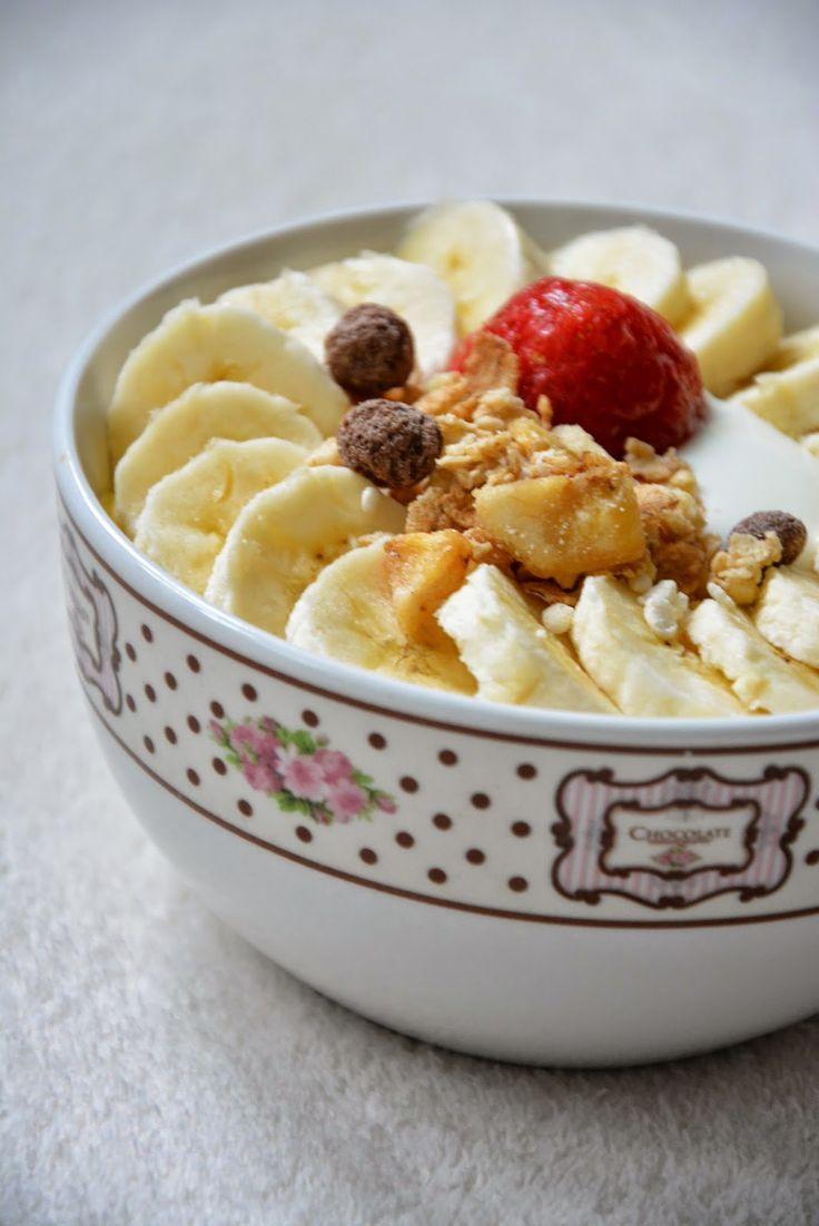 breakfast like in paradise: 912. powrót kaszki kukurydzianej