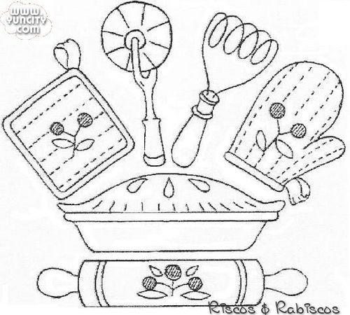 motius per cuina.