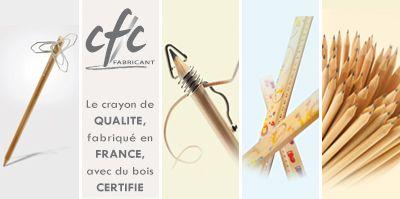 CFC, fabricant français de crayons