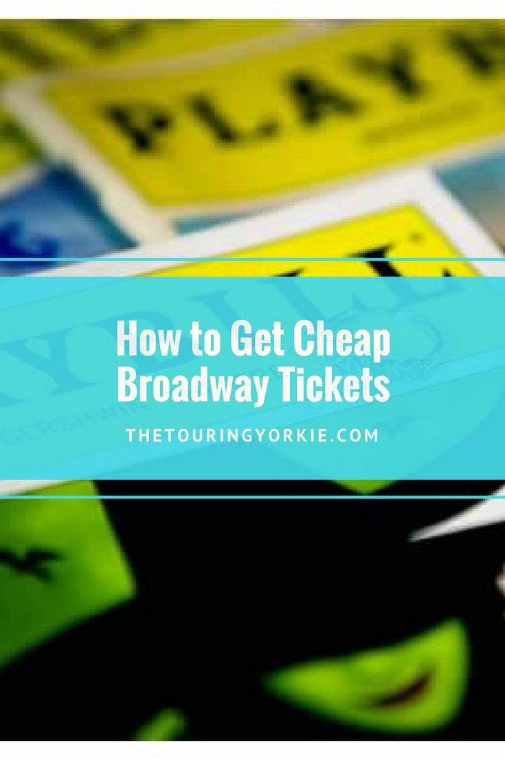 Tips on how to get cheap tickets to Broadway shows in NYC, including plays and musicals. Don't miss my tip on seeing the hottest show in New York right now - Hamilton.