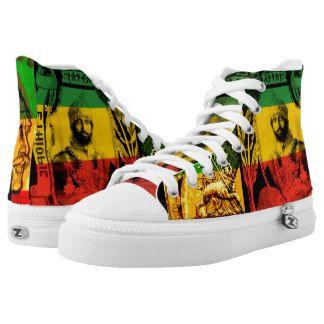 new product 2b367 2ae89 Haile Selassie High Top Sneakers. Haile Selassie High Top Sneakers Haile  Selassie, Green Shoes, Reggae, Converse Chuck Taylor