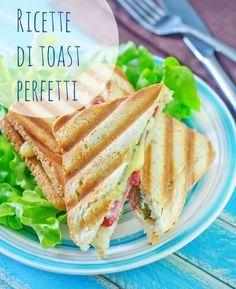 15 Ricette di toast buonissimi