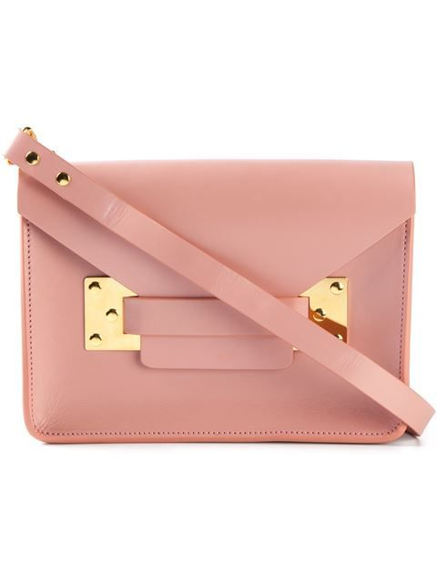 Shop Sophie Hulme enveloppe crossbody bag in Papini from the world's best independent boutiques at farfetch.com. Over 1000 designers from 300 boutiques in one website.