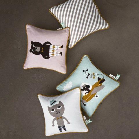Cushions by ferm LIVING.