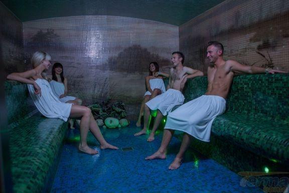 #Sauna działa na wszystkie zmysły! #sauna #Poland #Bialka http://sauny-w-polsce.pl/terma-bania-bialka-tatrzanska/
