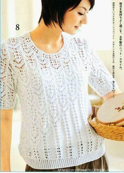 модели из японии | САМОБРАНОЧКА - сайт для рукодельниц, мастериц - Part 6