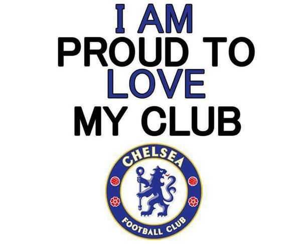 I Am Proud to Love My Club: CHELSEA