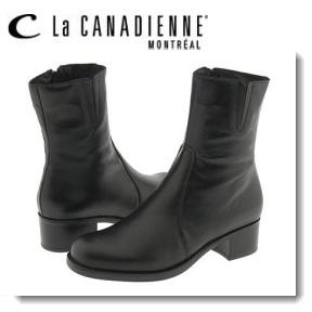 La Canadienne Perla Boots. Ladies BootsBlack Leather ...