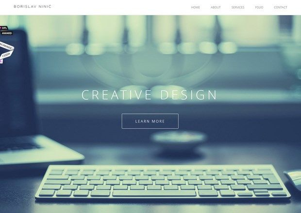 15 Fresh Examples of Minimalist Web Design http://www.corsowebdesignerfreelance.it