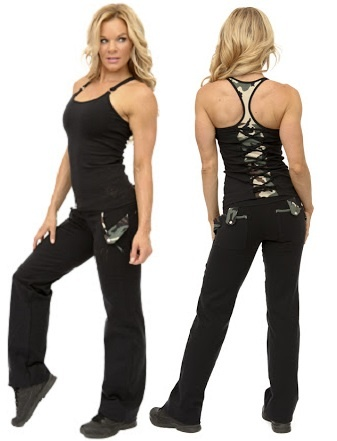 Equilibrium Activewear LP239 Set Women Workout Wear