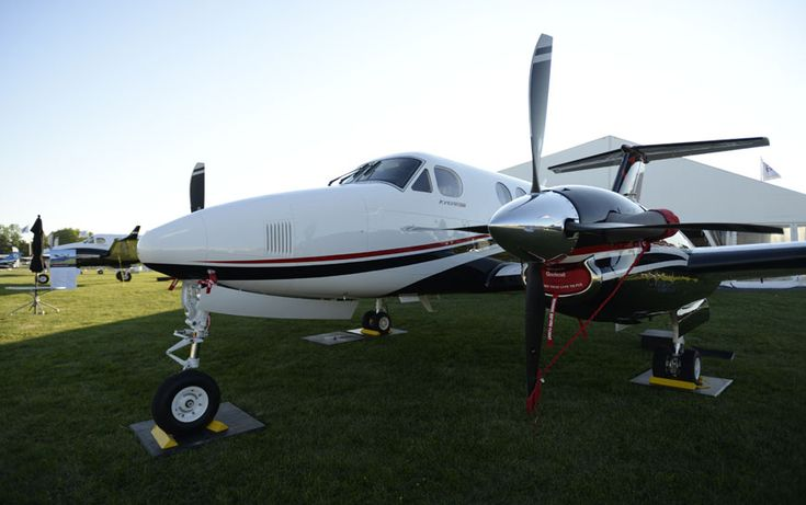 Pro Line Fusion equipped Beechcraft King Air 250 awarded type certificate