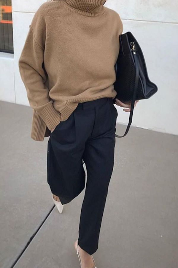 Über 30 minimalistische Outfit-Ideen für den Herbst – #Fall #ideas #Minimalistic #Outfit