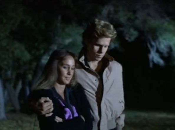 Steven Carrington and Claudia Blaisdel. I always supported them. So sad they were married with someone else before they've met...
