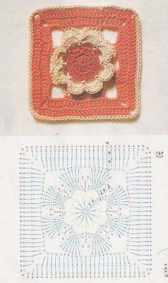 Squares with diagrams, page #24