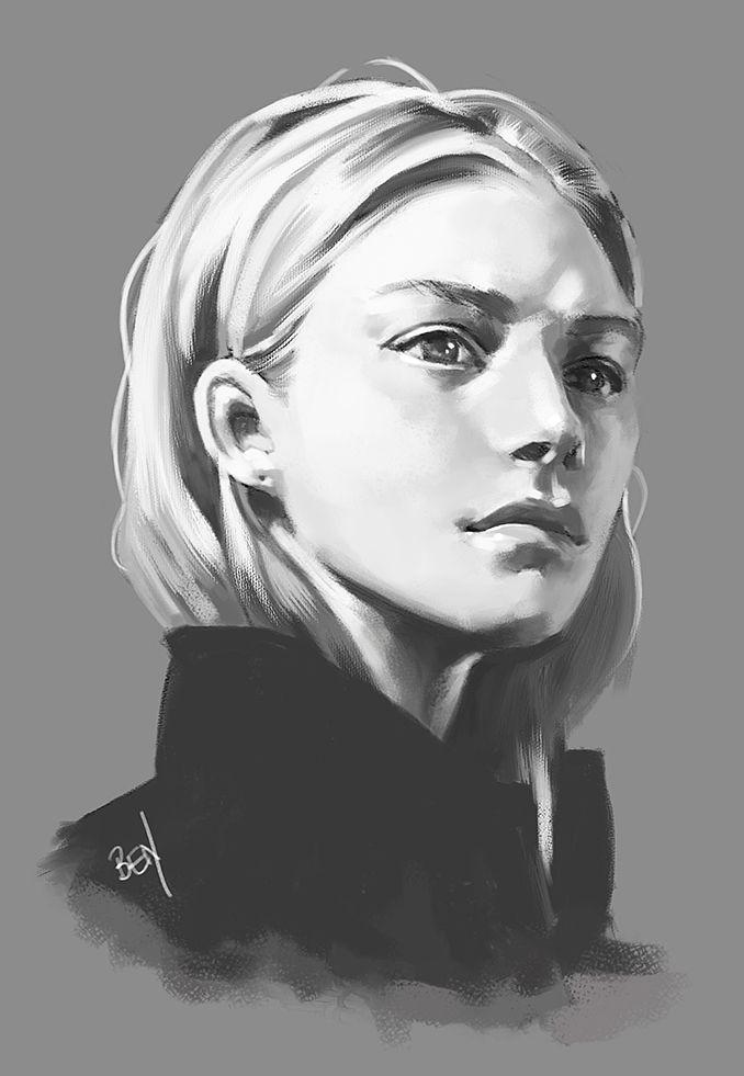 Eleena by Benjaminloembet on DeviantArt