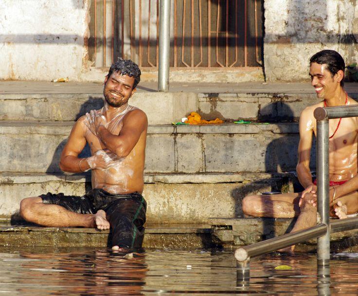 tra sacro e profano - il Gange