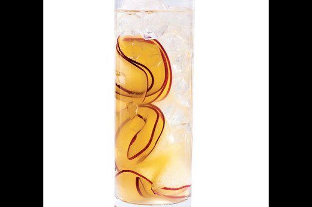 Zázvorovo-jablečná limonáda | Apetitonline.cz