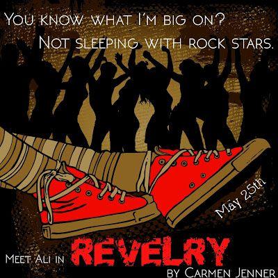 Revelry by Carmen Jenner
