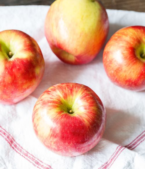 Apples for Apple Pie Crescent Bites recipe.