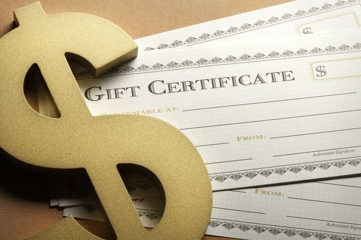 173 Custom Gift Certificate Templates for Every Occassion