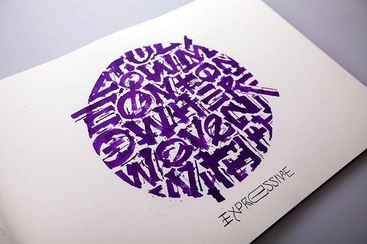 Taras Makar / Calligraphy and lettering