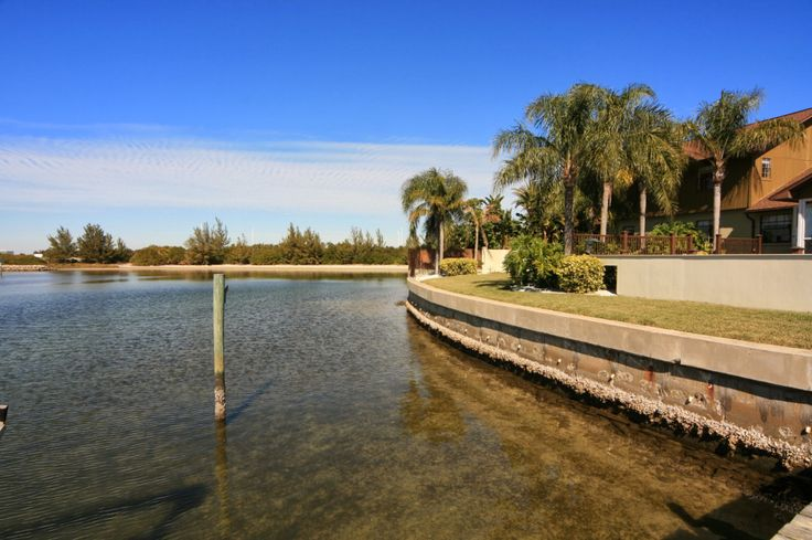 South Tampa Waterfront Homes for Sale