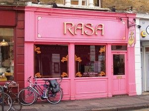 I Know This Great Little Place's... LONDON'S GREATEST LITTLE VEGETARIAN RESTAURANTS -