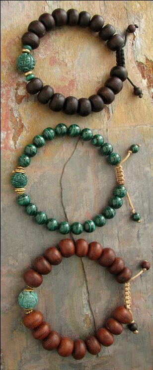 Long-Life Bracelet Mala Prayer Beads
