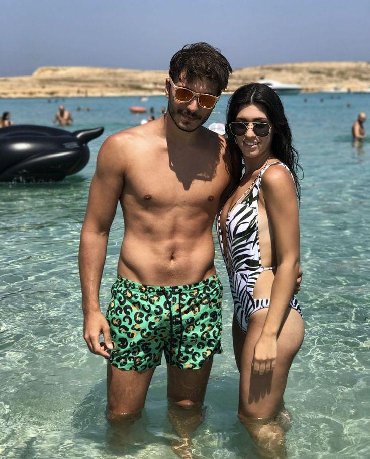 Χάρης Συντζάκης & Άρτεμις Δημακοπούλου: Ερωτευμένοι στο Κουφονήσι! www.mr-green.gr