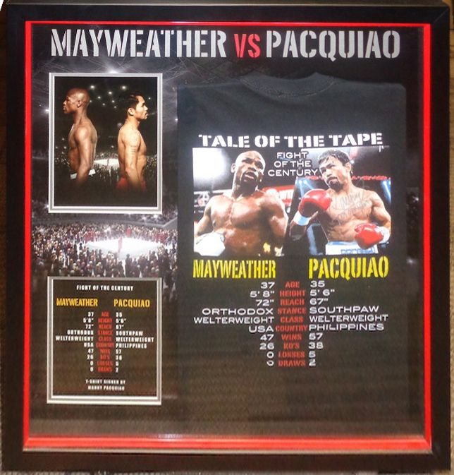 Manny Pacquiao Signed Shirt - Antiquities