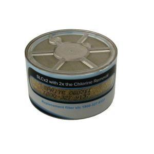 sprite showers slimline filter cartridge shower head filterwater