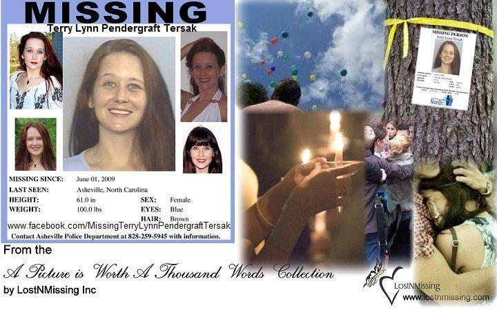 33 best Missing Terry Lynn Pendergraft Tersak images on Pinterest - missing person words